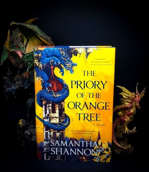 PRIORY OF THE ORANGE TREE